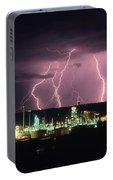 Exxon Lightning Portable Battery Charger