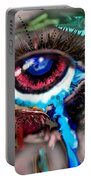 Eye Ball Study One Portable Battery Charger