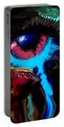 Eye Ball Study Two Portable Battery Charger
