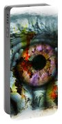 Eye In Hands 001 Portable Battery Charger