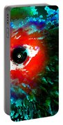 Eye Of Paradise Portable Battery Charger