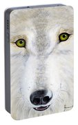 Eyes Of The Wolf Portable Battery Charger
