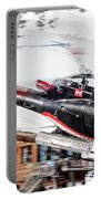 F-gsdg Eurocopter As350 Helicopter Courchevel Portable Battery Charger