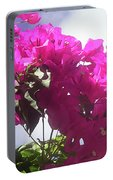 F15 Bougainvilleas Flowers Portable Battery Charger