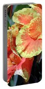 F24 Cannas Flower Portable Battery Charger