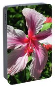 F5 Hibiscus Flower Hawaii Portable Battery Charger