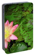 F6 Water Lily Portable Battery Charger