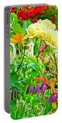 Fabulous Florals 333 Portable Battery Charger