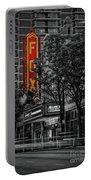 Fabulous Fox Theater Portable Battery Charger