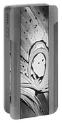 Face In Space B G Portable Battery Charger