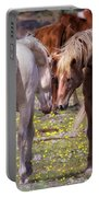 Face Off Portable Battery Charger