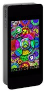 Faces Of Time 1 Portable Battery Charger