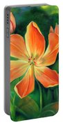 Fading Beauty Portable Battery Charger