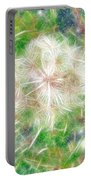 Faerie Fluff Portable Battery Charger