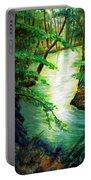 Fairfax Summer Portable Battery Charger