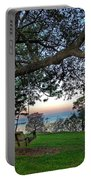 Fairhope Swing On The Bay Portable Battery Charger