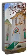 Fairhope Zion Church Portable Battery Charger