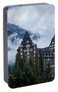 Fairmont Springs Hotel In Banff, Canada Portable Battery Charger