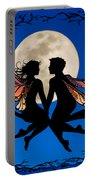Fairy Couple Portable Battery Charger