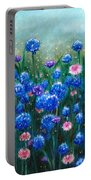 Fairy Dust Meadow Portable Battery Charger