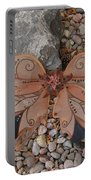 Fairy Wings- Brown Portable Battery Charger