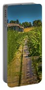 Fairy's View #h5 Portable Battery Charger by Leif Sohlman