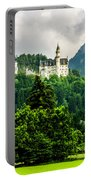 Fairytale Castle Neuschwanstein  Portable Battery Charger