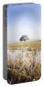 Fairytale Winter In Fingal Portable Battery Charger
