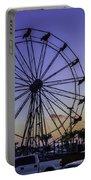 Fajitaville Ferris Wheel 2 Portable Battery Charger