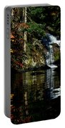 Fall At The Falls Portable Battery Charger
