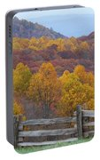 Fall Blend Portable Battery Charger