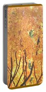 Fall Colors At Cape May Portable Battery Charger