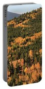 Fall Colors At Rocky Mountain National Park Portable Battery Charger