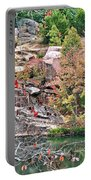 Fall Colors In Depth Portable Battery Charger