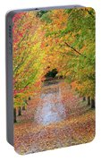 Fall Colors In Oregon Portable Battery Charger