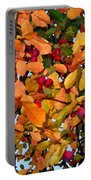 Fall Crab Apples Portable Battery Charger