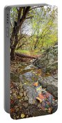 Fall Creek View Portable Battery Charger