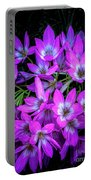 Fall Crocus Portable Battery Charger