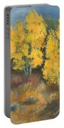 Fall Delight Portable Battery Charger