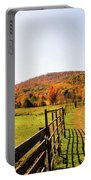 Fall Farm #4 Portable Battery Charger
