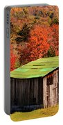 Fall Farm No. 6 Portable Battery Charger