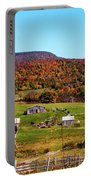 Fall Farm No. 7 Portable Battery Charger