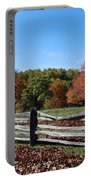 Fall Fence Portable Battery Charger