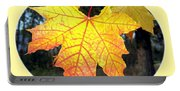 Fall Finery 2 Portable Battery Charger