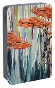Fall Fling Portable Battery Charger