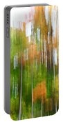 Fall Forest Colors Portable Battery Charger