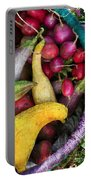 Fall Harvest Basket Portable Battery Charger
