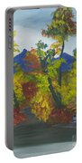 Fall In All Its Glory Portable Battery Charger