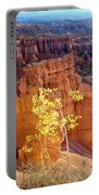 Fall In Bryce Canyon Portable Battery Charger