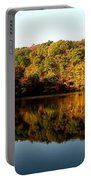 Fall In Indiana Portable Battery Charger